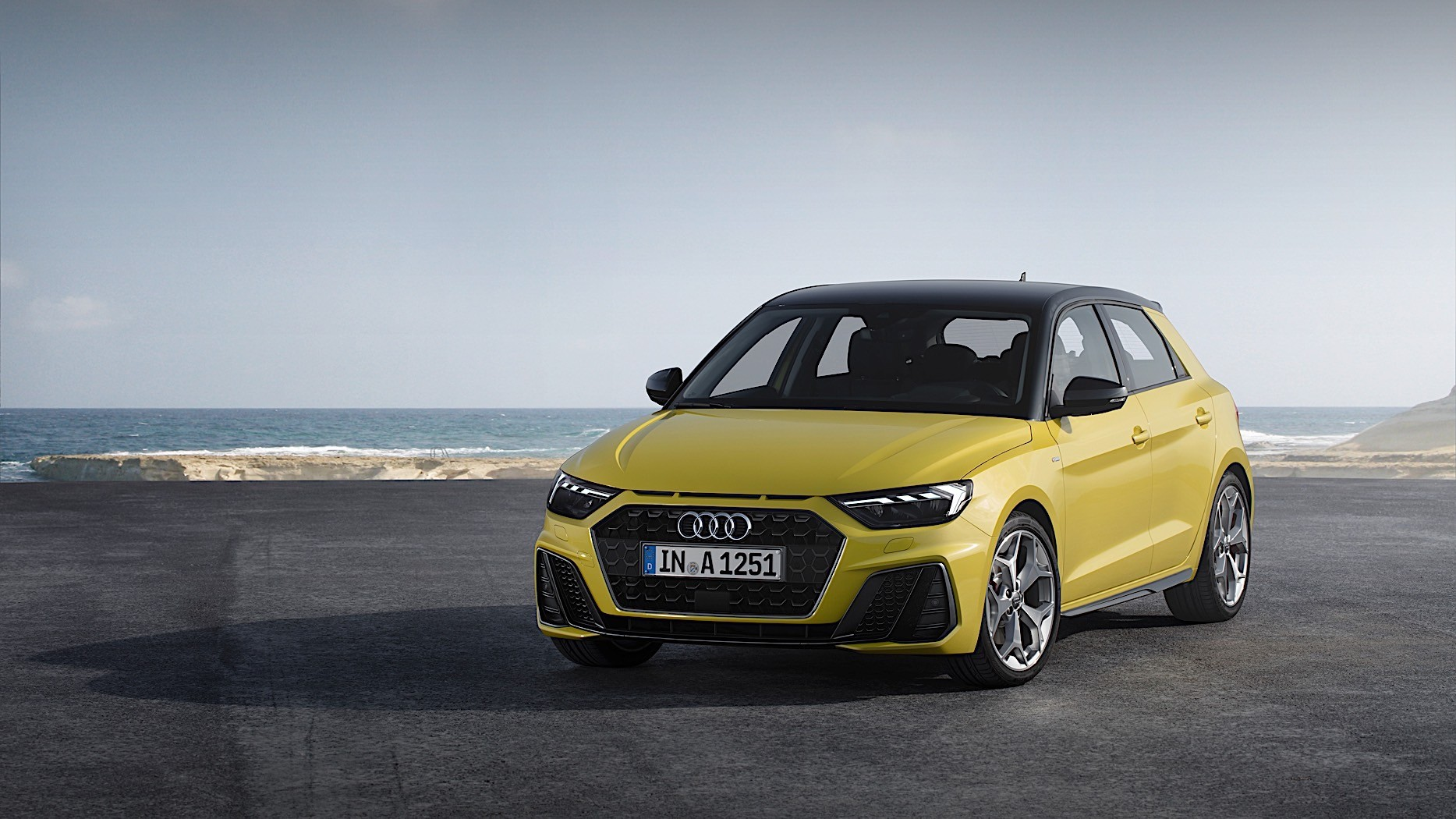 update 2018 audi a1 sportback to sell from 20 000 euros autoevolution. Black Bedroom Furniture Sets. Home Design Ideas