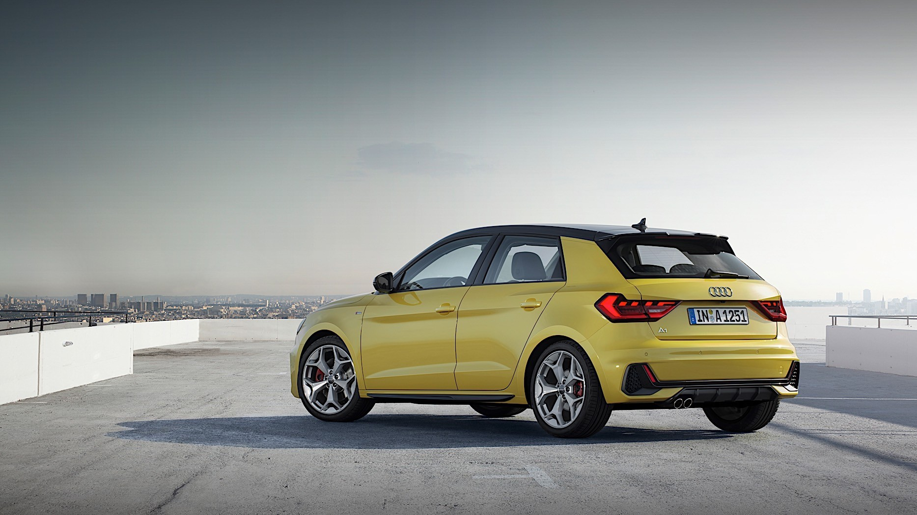 UPDATE: 2018 Audi A1 Sportback to Sell from 20,000 Euros ...