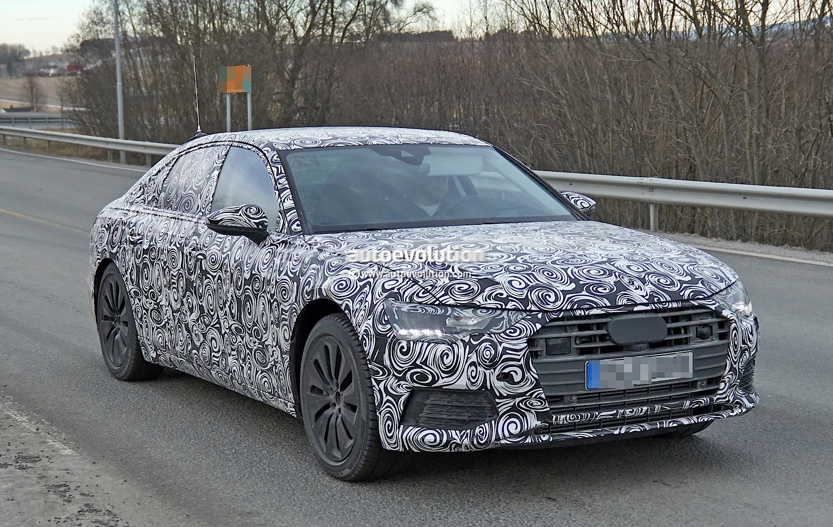 Audi Q7 2019 Facelift >> 2017 Audi A6 Confirmed by Marc Lichte, Will Ride on MLB Evo - autoevolution