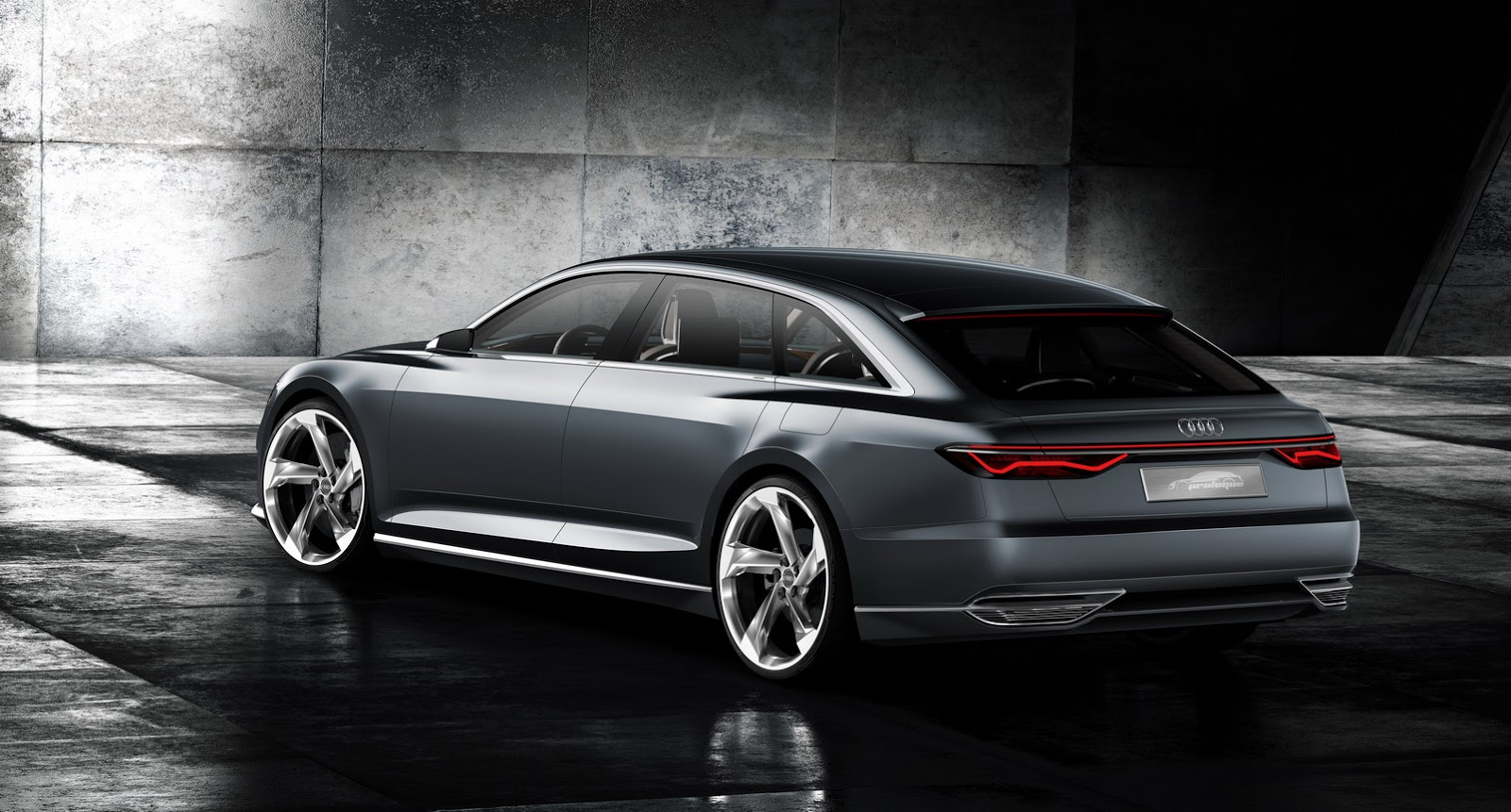 2018 audi electric car. modren electric 2015 audi prologue avant concept rear  intended 2018 audi electric car