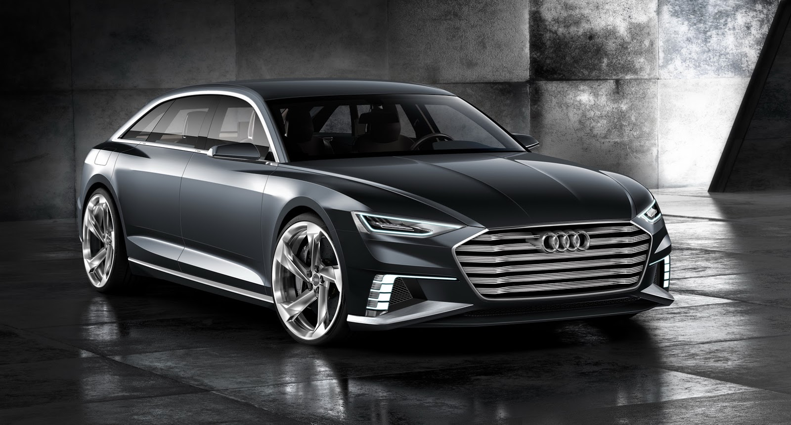 2017 Audi Prologue Avant Concept