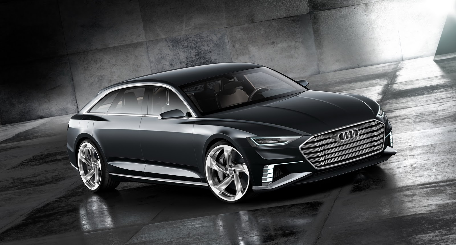 Audi A Considered For Full Electric Version