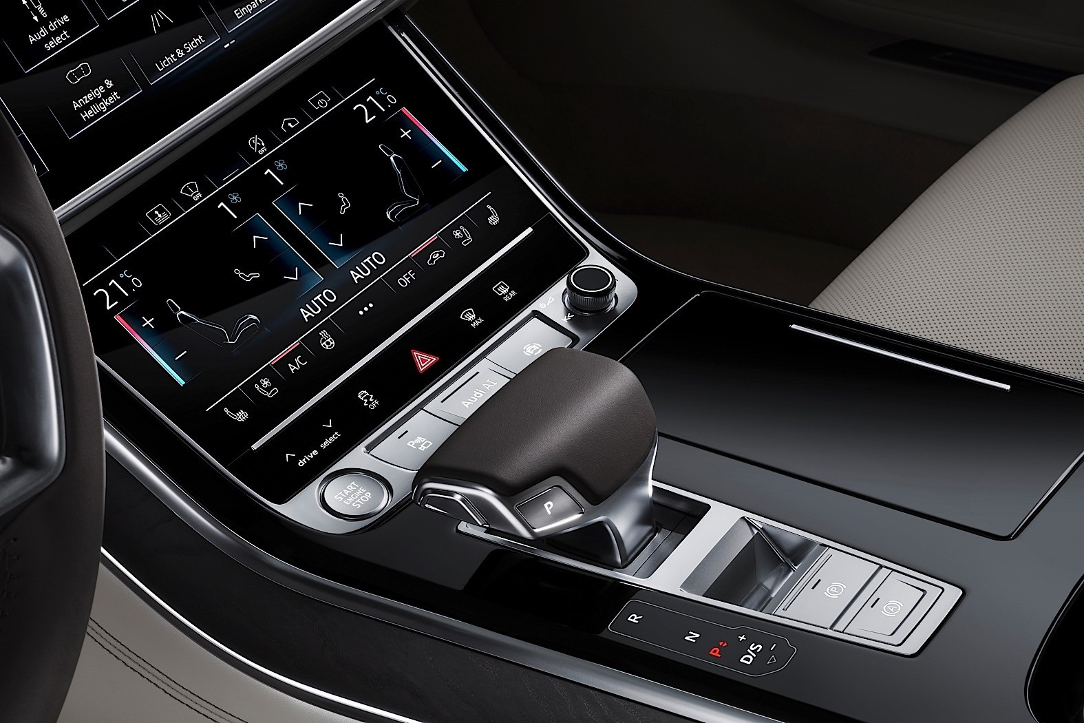 2018 Audi A8 D5 Unveiled Plays Technology Card In Luxury