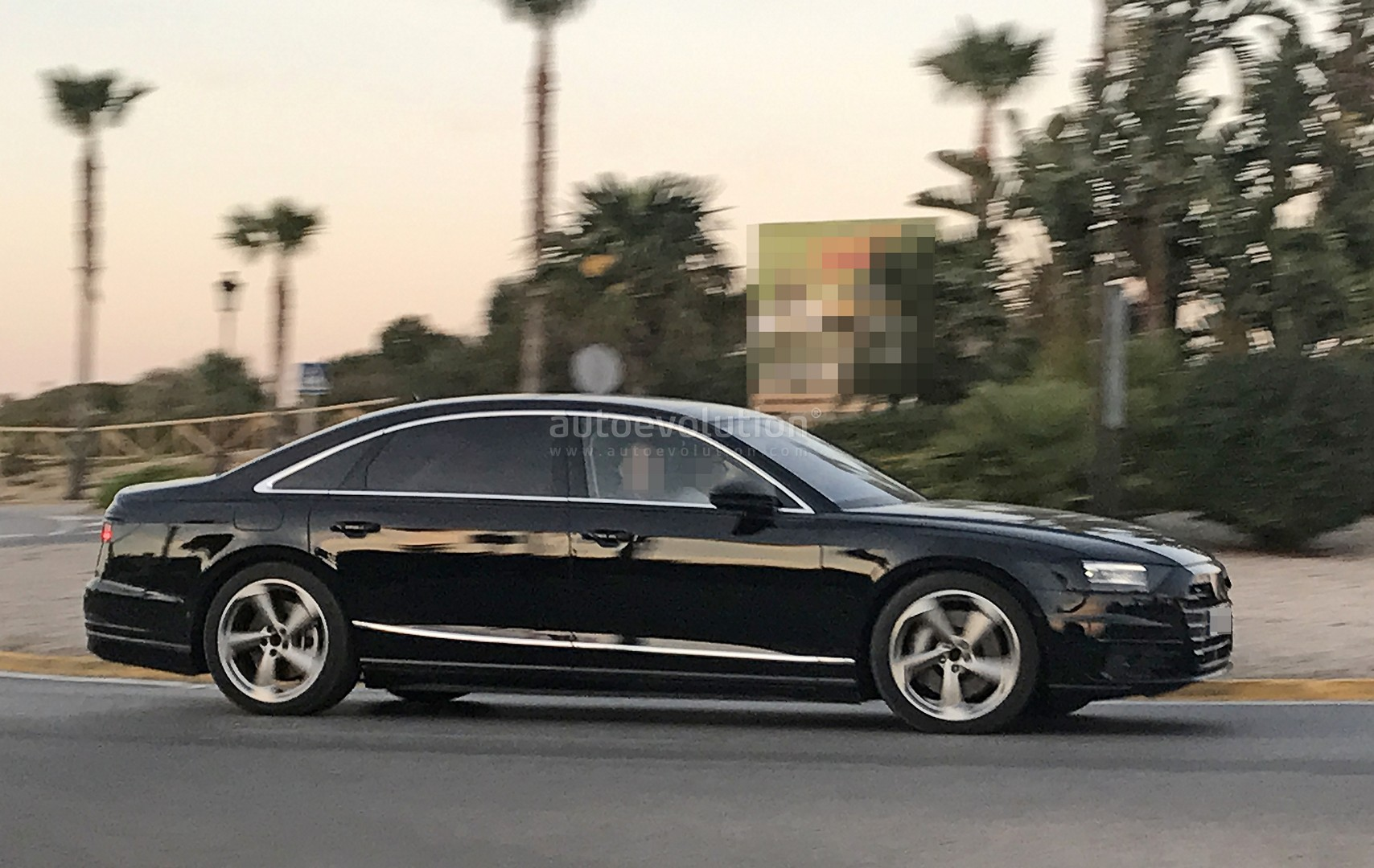 2018 audi hybrid. contemporary hybrid 2018 audi a8 strips down to minimal camouflage for audi hybrid