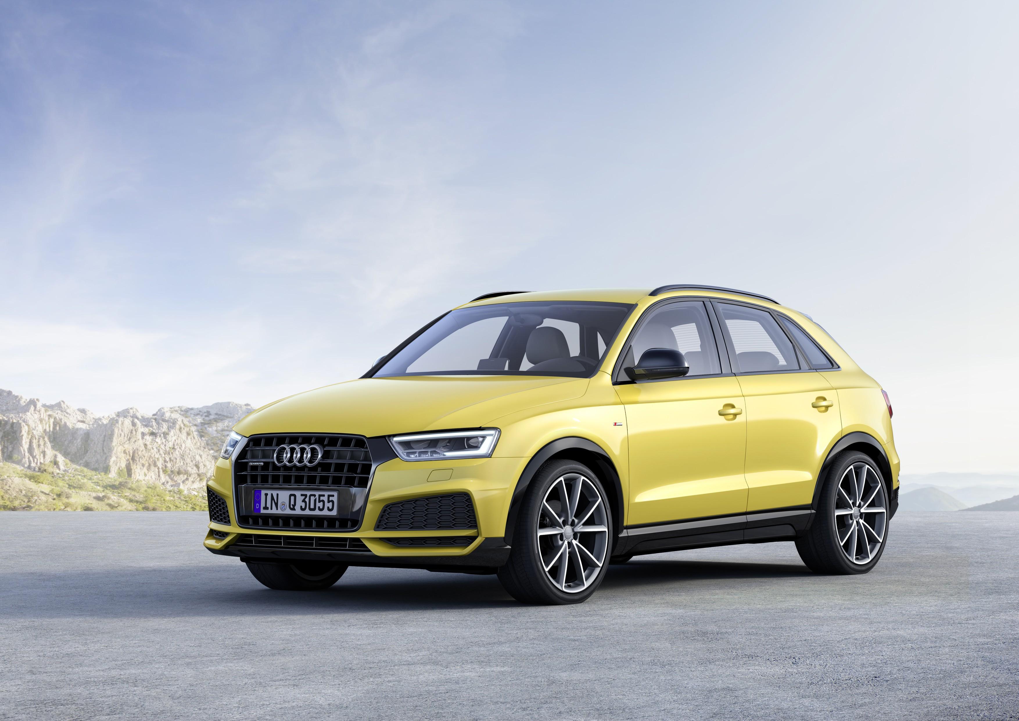 Audi q3 2018 spec 13