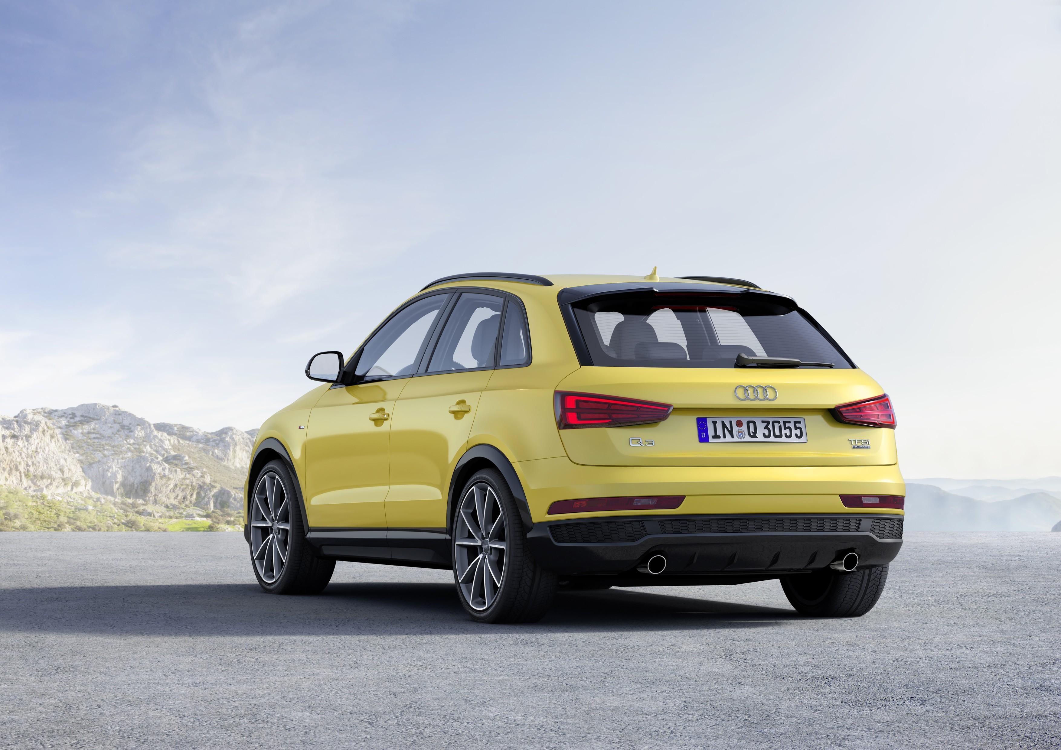 Audi q3 2018 spec 9