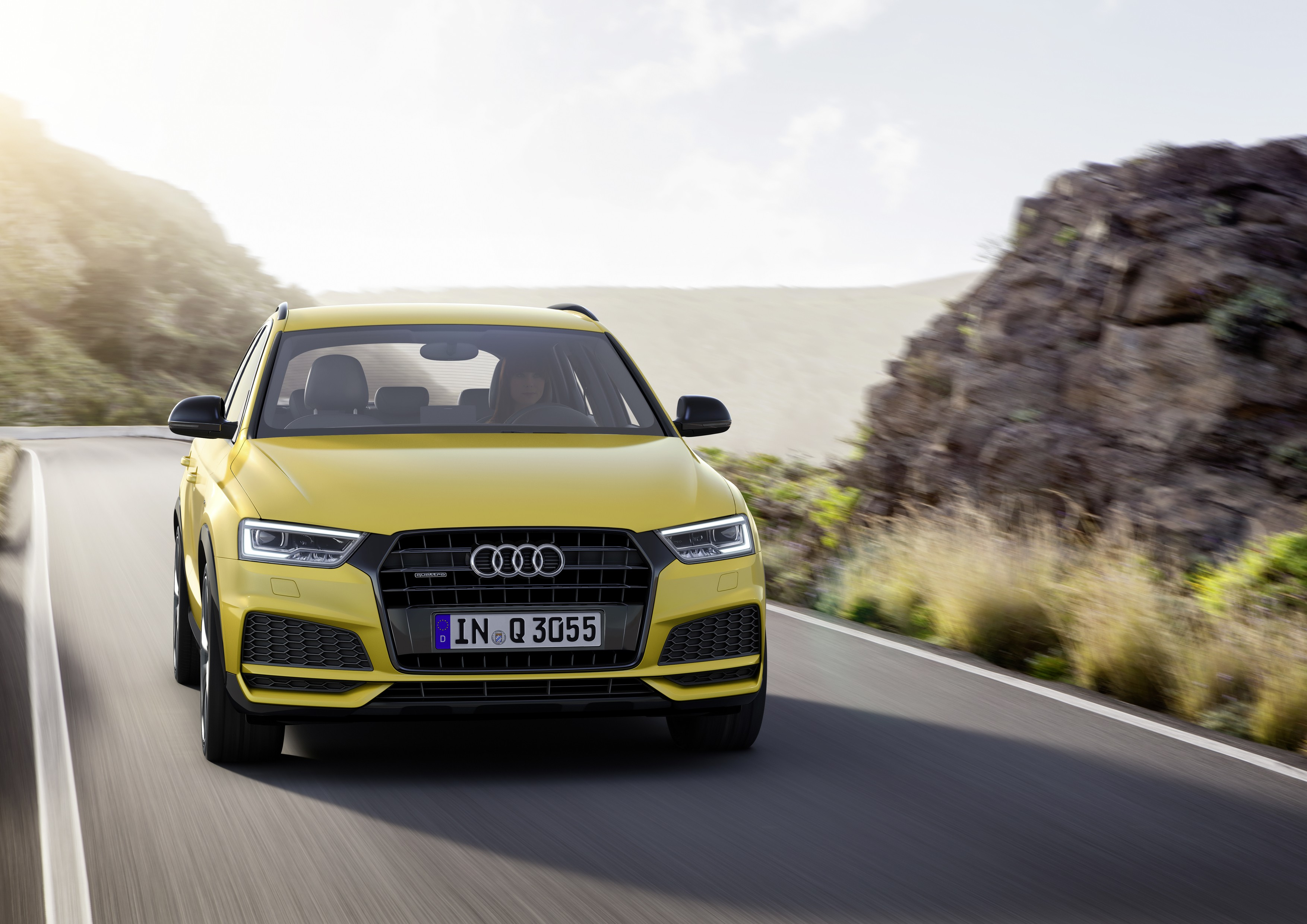 2018 Audi Q3 Boasts Minor Changes For U S Spec Model Autoevolution