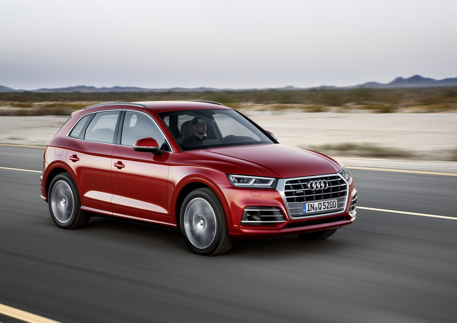 2018 audi q5 priced from 42 475 new sq5 from 55 275 autoevolution. Black Bedroom Furniture Sets. Home Design Ideas