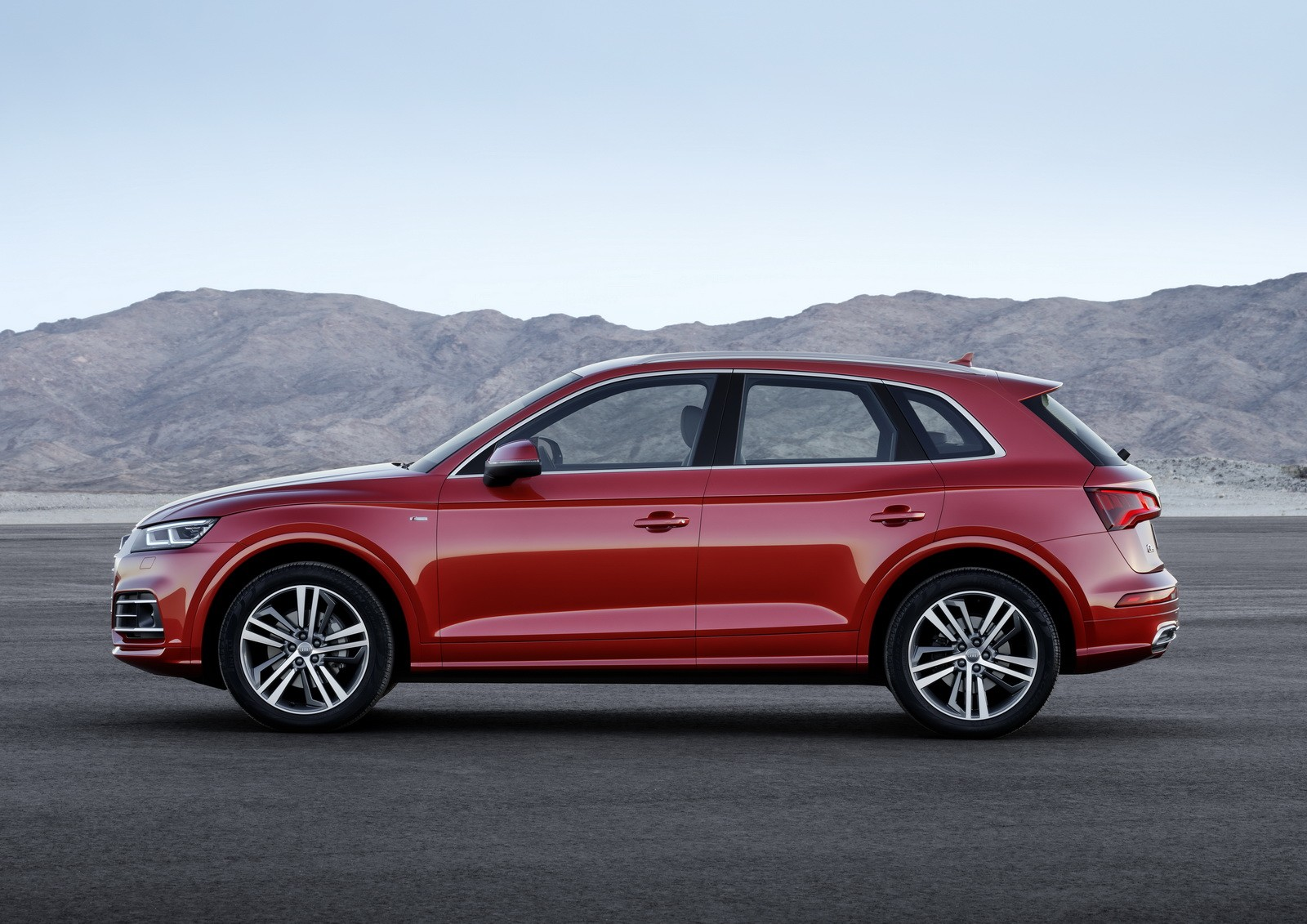 2018 Audi Q5 Rated Best In Segment 25 Mpg Combined Autoevolution