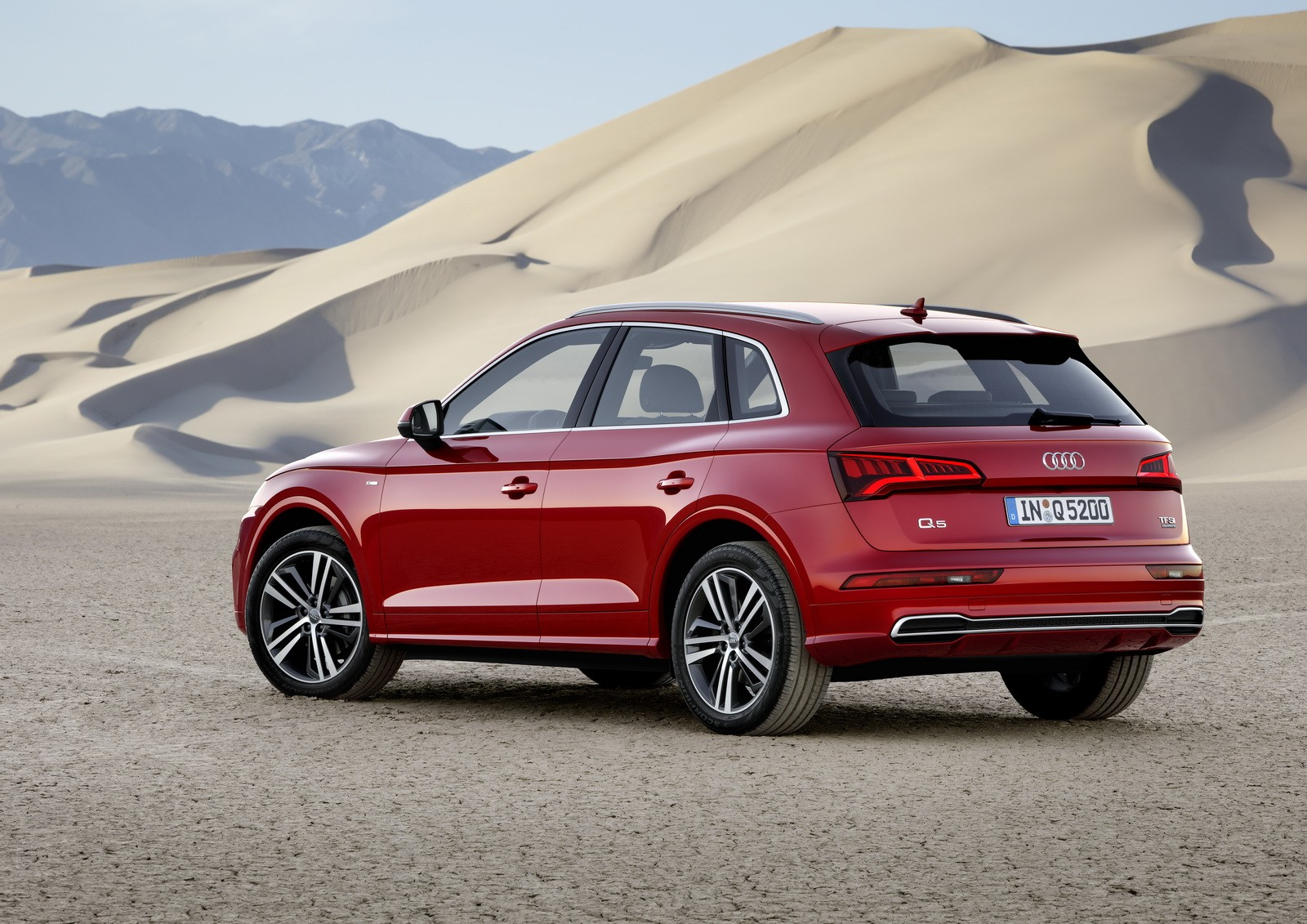 2018 Audi Q5 Rated Best-In-Segment 25 MPG Combined - autoevolution