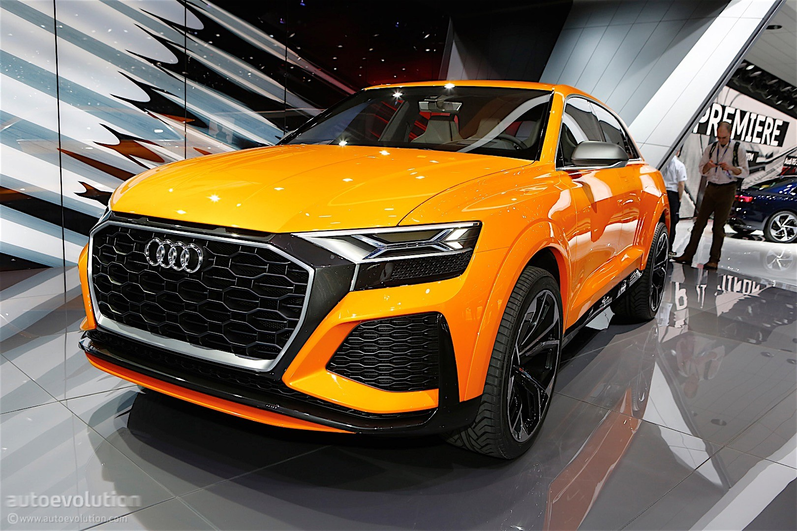 Audi Q8 Halo SUV Model Confirmed: Q7 Platform and Prologue ...