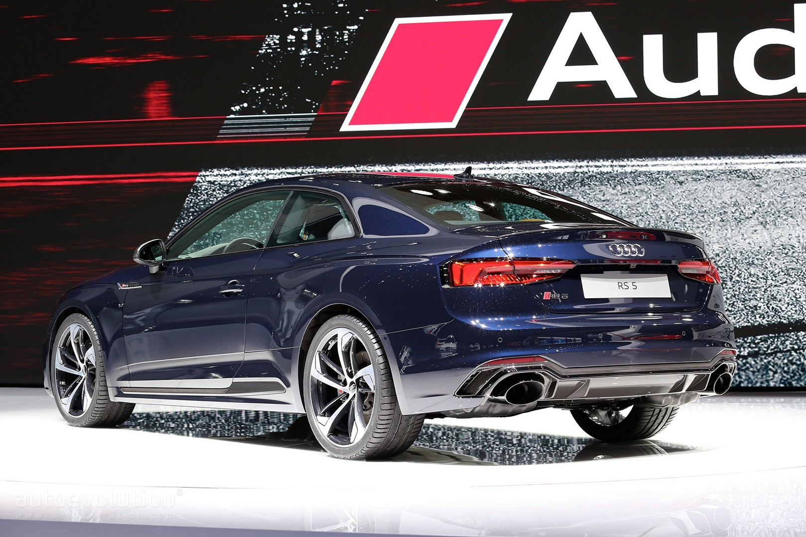 2018 Audi RS5 Coupe Sounds Really Awesome, Is Showing Its ...
