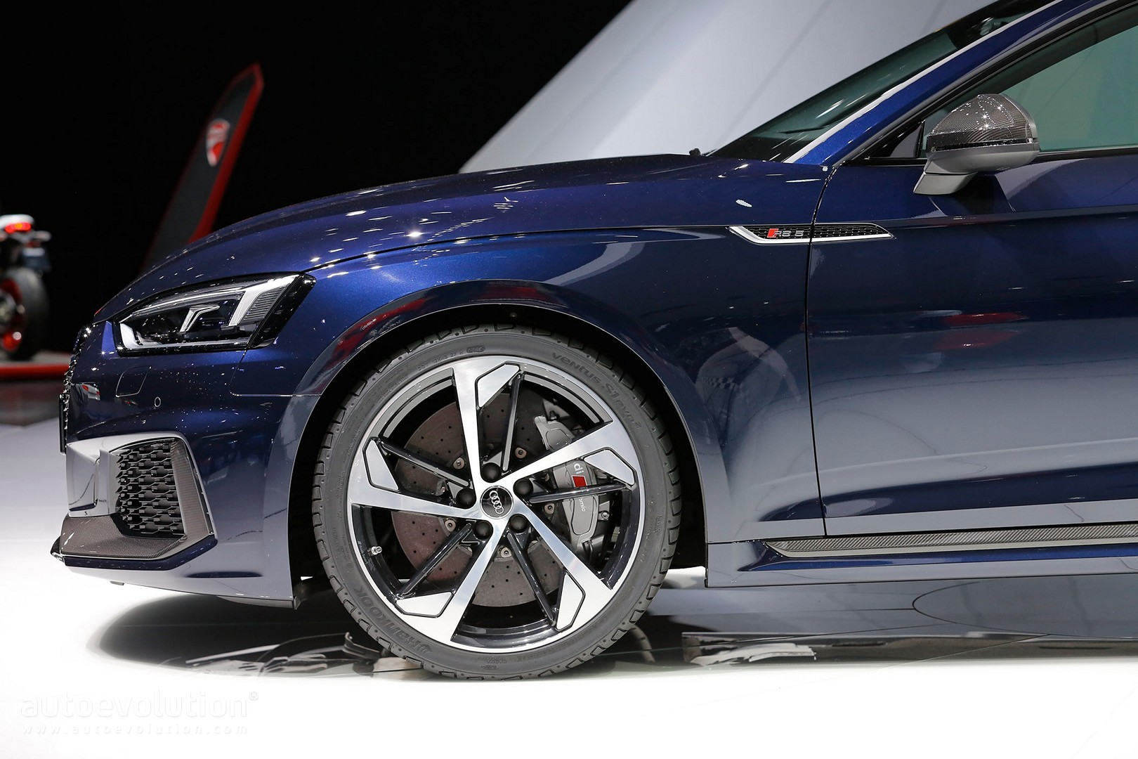 2018 Audi RS5 Looks Sexy in Geneva, But Is 450 HP Enough? - autoevolution