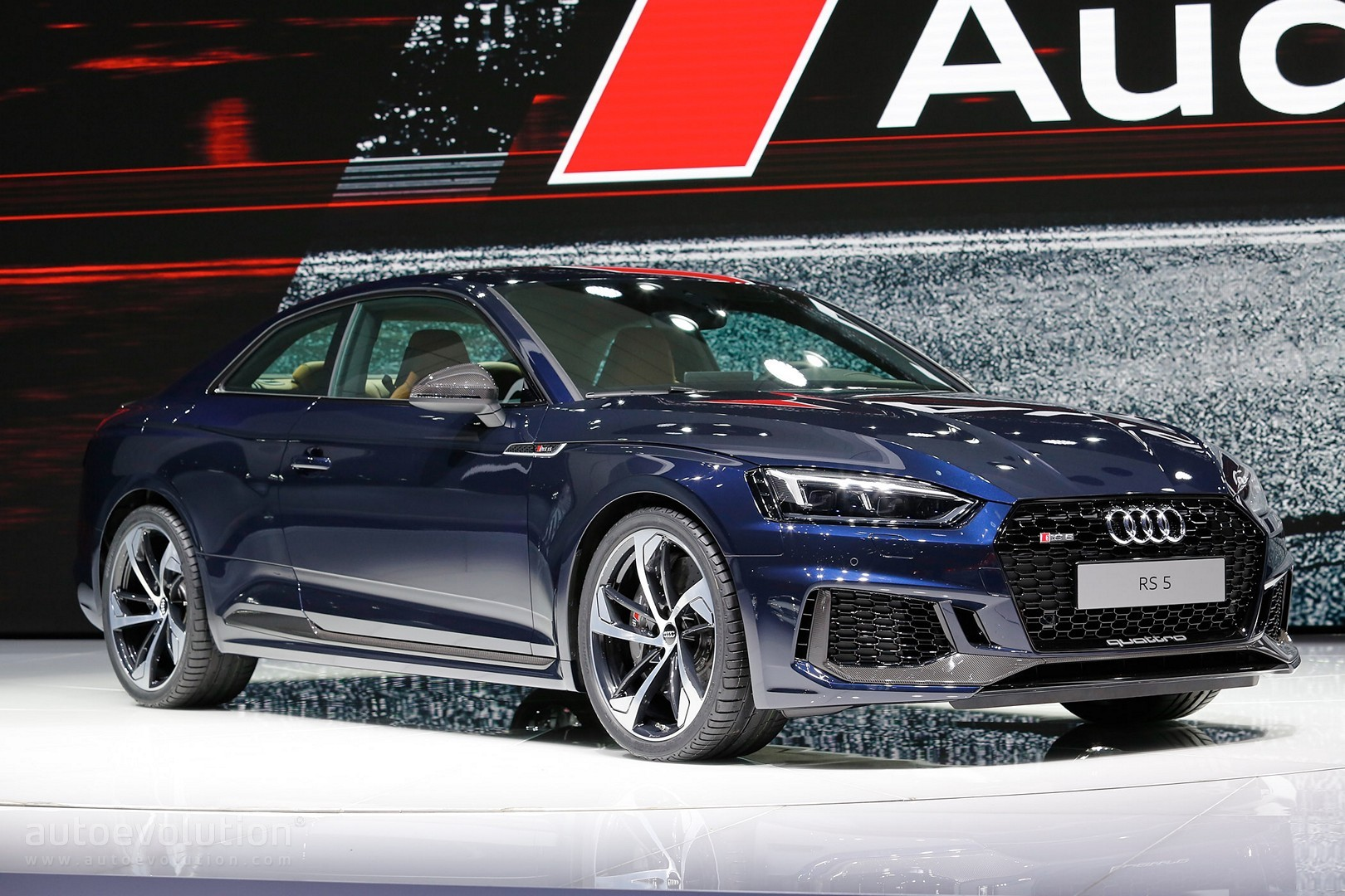 2018 Audi RS5 Looks Sexy in Geneva, But Is 450 HP Enough ...