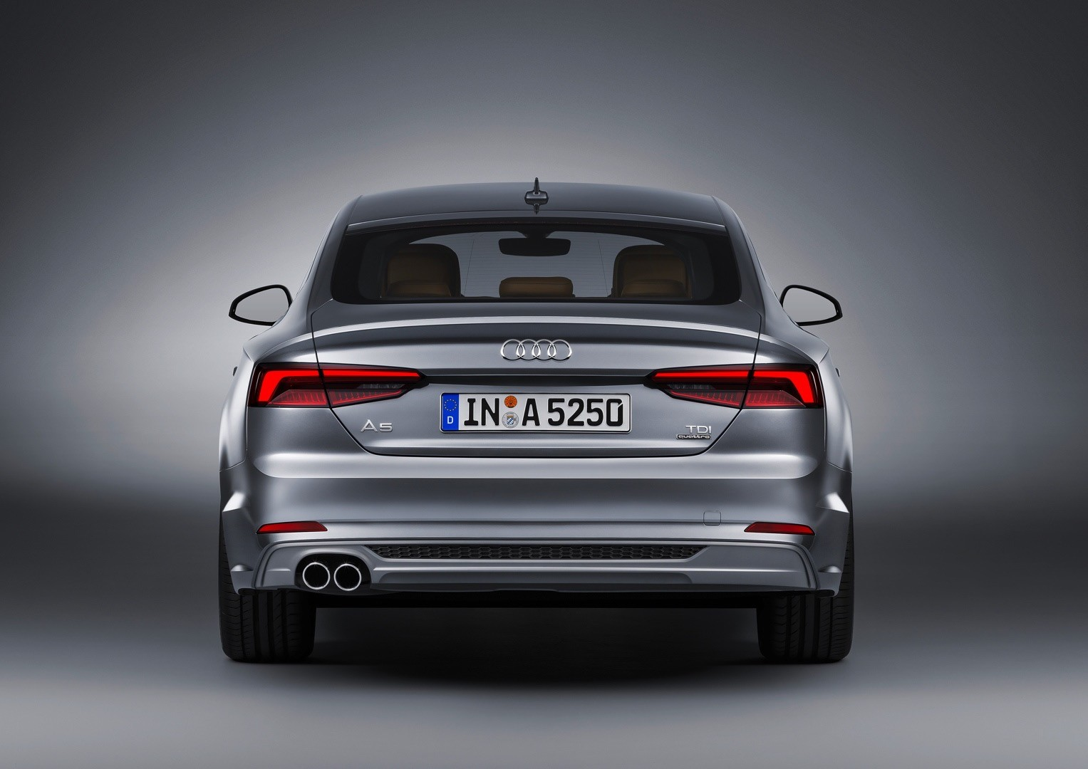 2018 Audi RS5 Sportback Rendered, Will Be Available in America ...