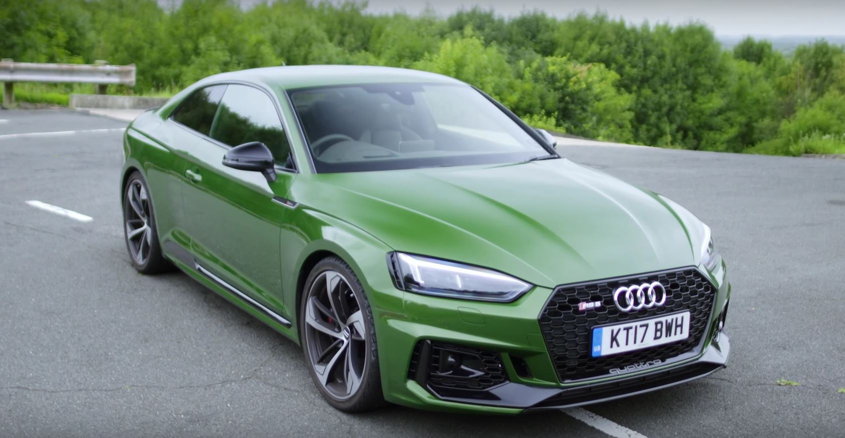 This 2018 Audi Rs5 Vs Mercedes Amg C63 Coupe Comparison Has Awesome