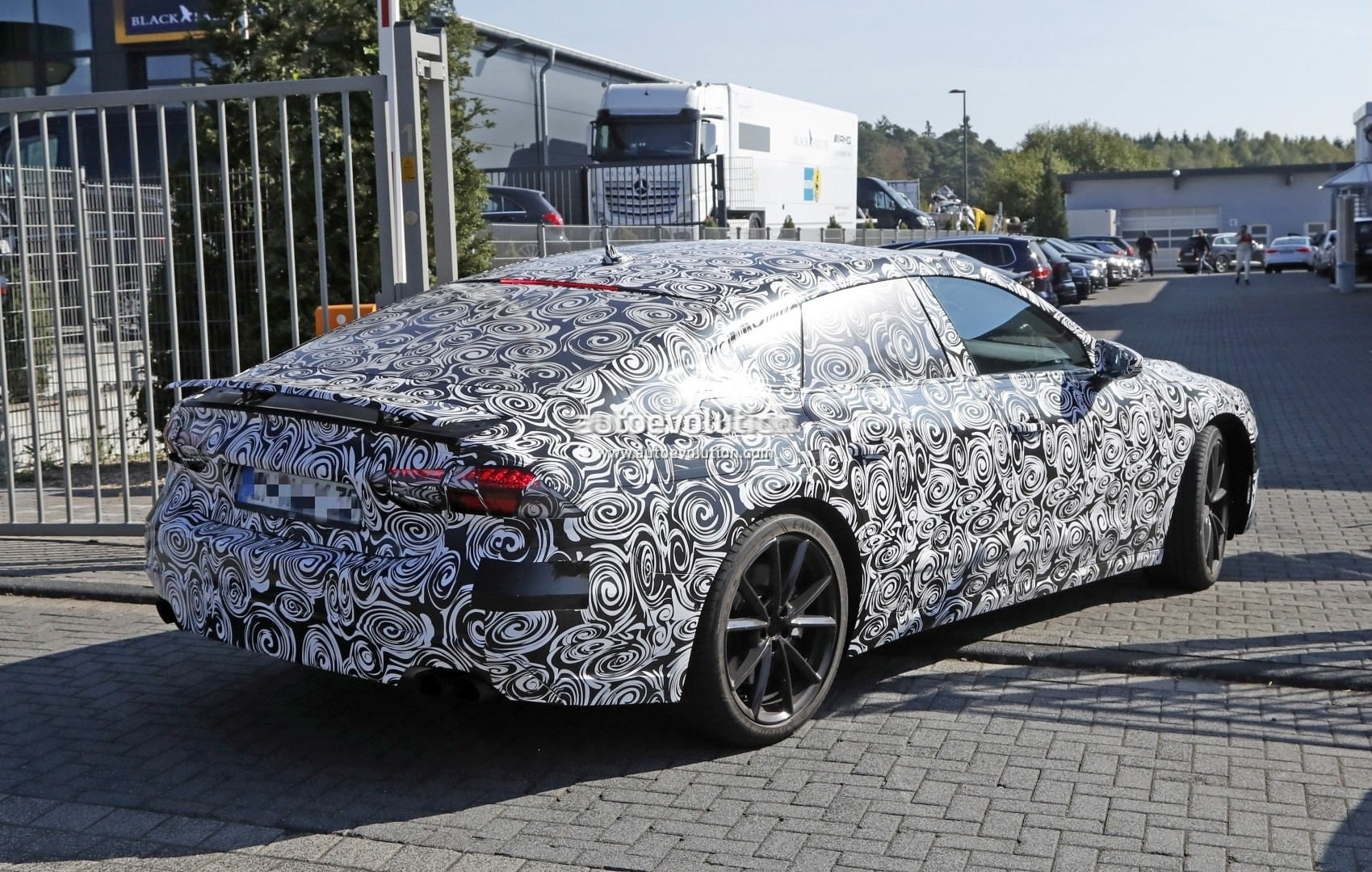 2018 Audi S7 Laps Nurburgring Early, Reveals Serious ...