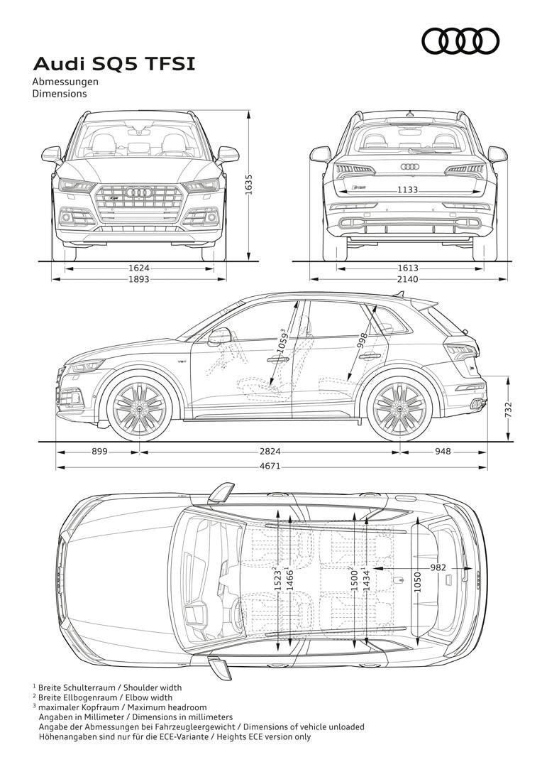 2018 Audi SQ5 Makes NAIAS Debut, Has 354 HP and 5.1 s 0-60 ...