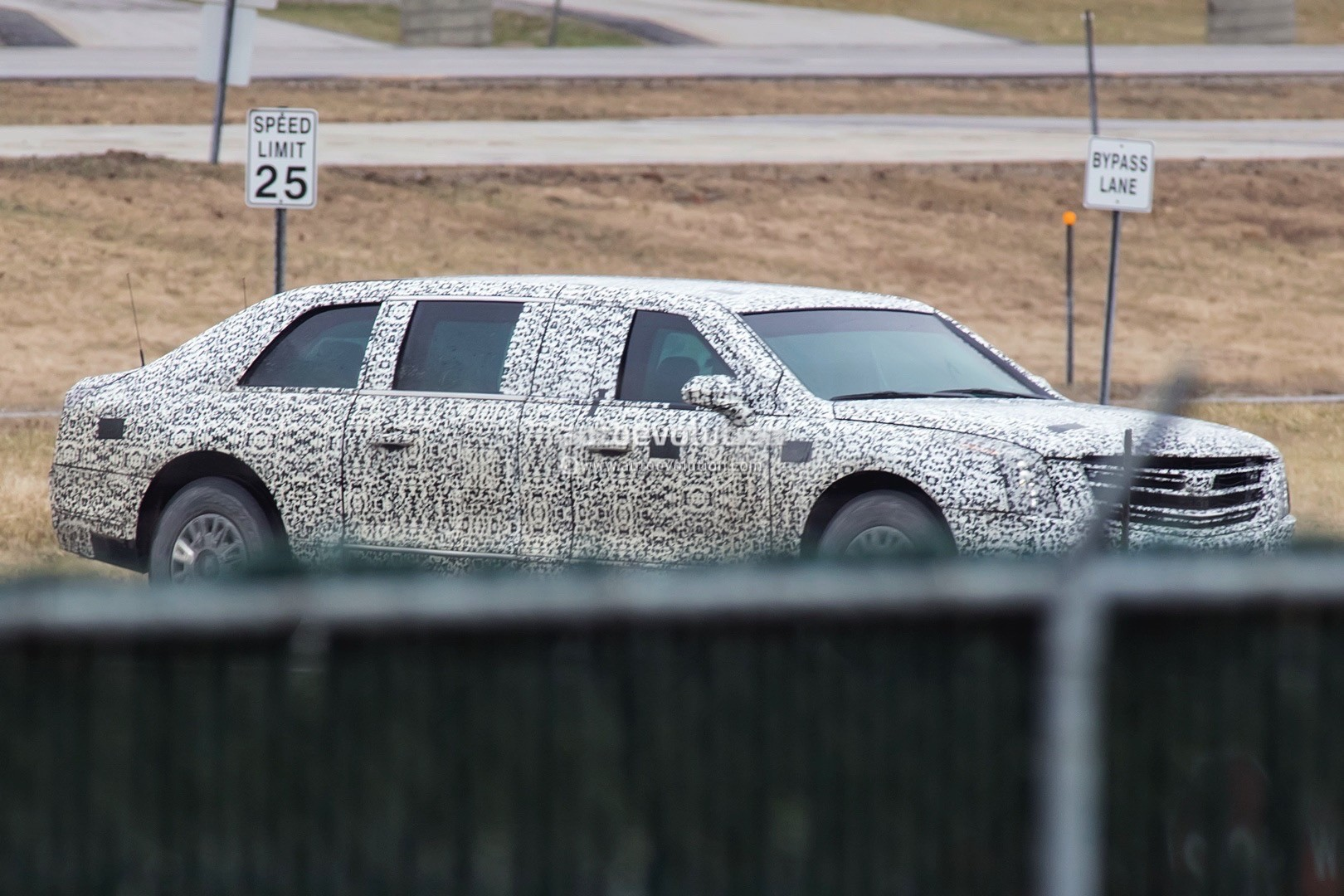 2018 Beast 2.0 Presidential Limo Spied, Looks Absolutely ...