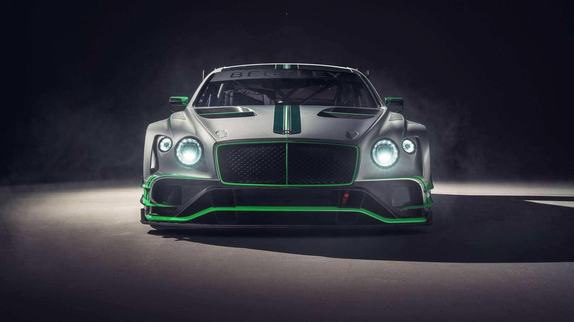 2018 Bentley Continental GT3 Is The Gentleman Racer's ...