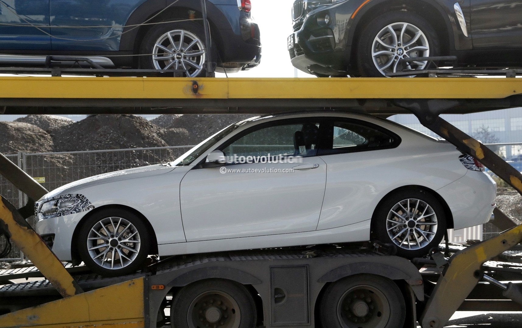 2018 bmw 2 series facelift.  facelift 2018 bmw 2 series facelift spied to bmw series facelift