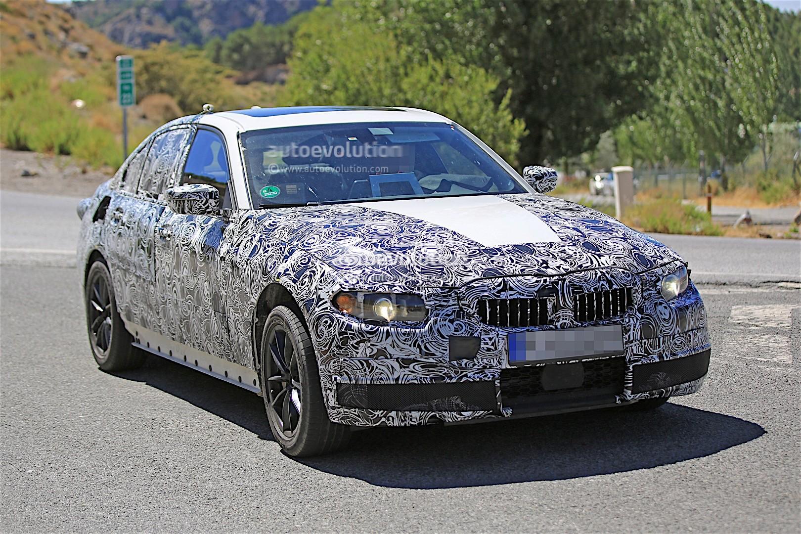 2018 - [BMW] Série 3 [G20/G21] - Page 5 2018-bmw-3-series-prototype-spied-again_14