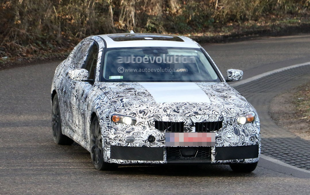BMW Series Shows Its M Sport Version For The First Time - Bmw 3 series m