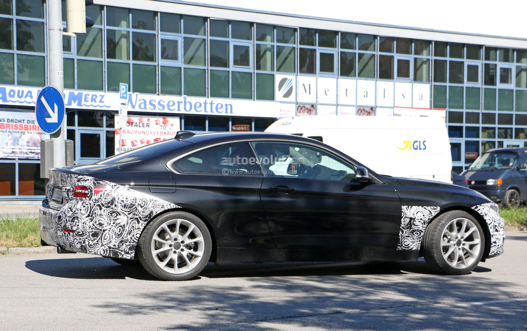 2018 Bmw 4 Series Coupe Facelift Lci Spied