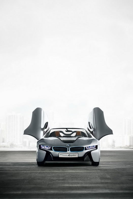 2018 Bmw I8 Roadster Looks Great With The Top Down In New Teaser