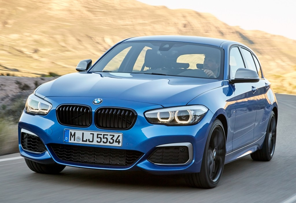 2018 Bmw M140i And M240i Facelift Star In New Photos And Videos