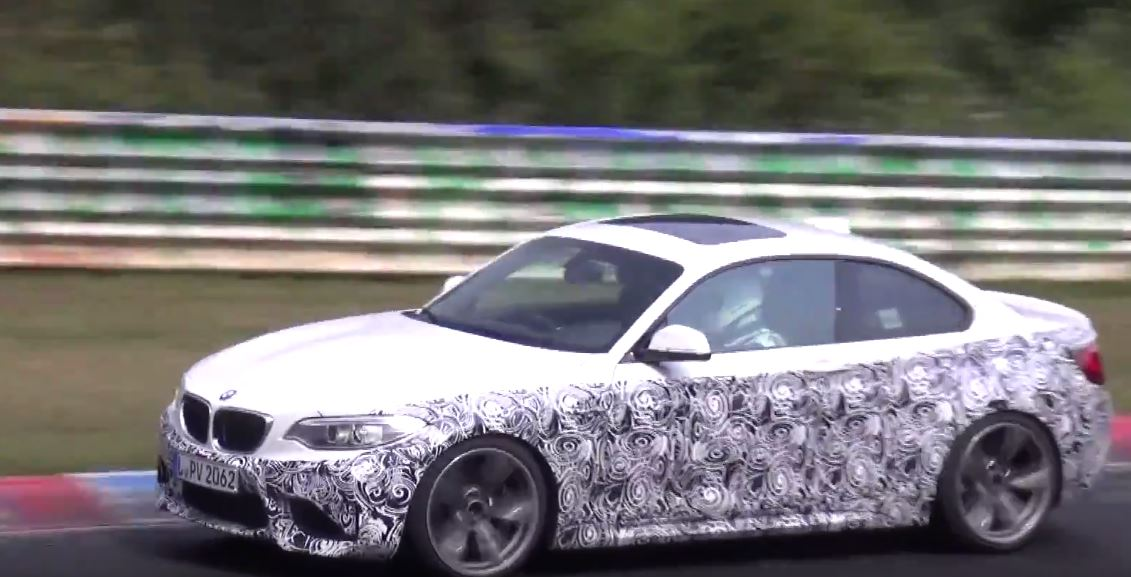 2018 Bmw M2 Facelift Rumored To Be Followed By 2019 M2 Cs