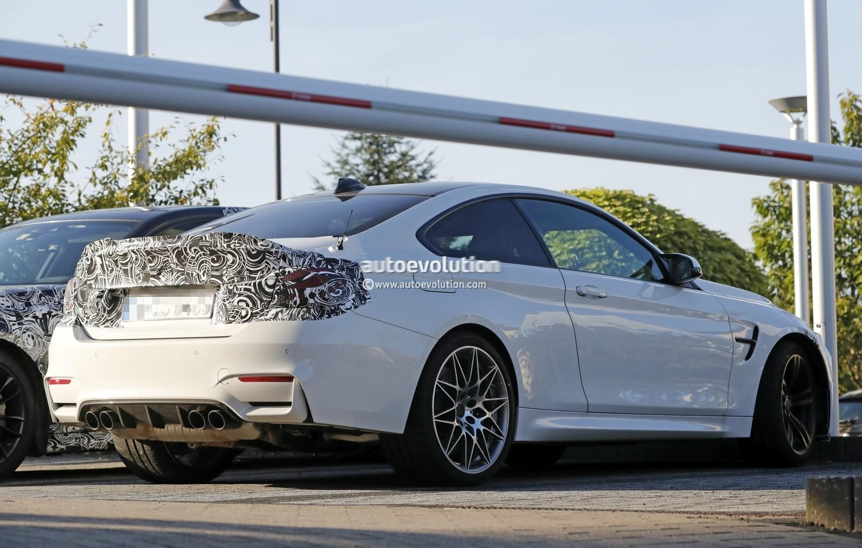 2014 - [BMW] M3 & M4 [F80/F82/F83] - Page 24 2018-bmw-m4-facelift-cs-special-edition-spied-shows-aggressive-aerodynamics_11