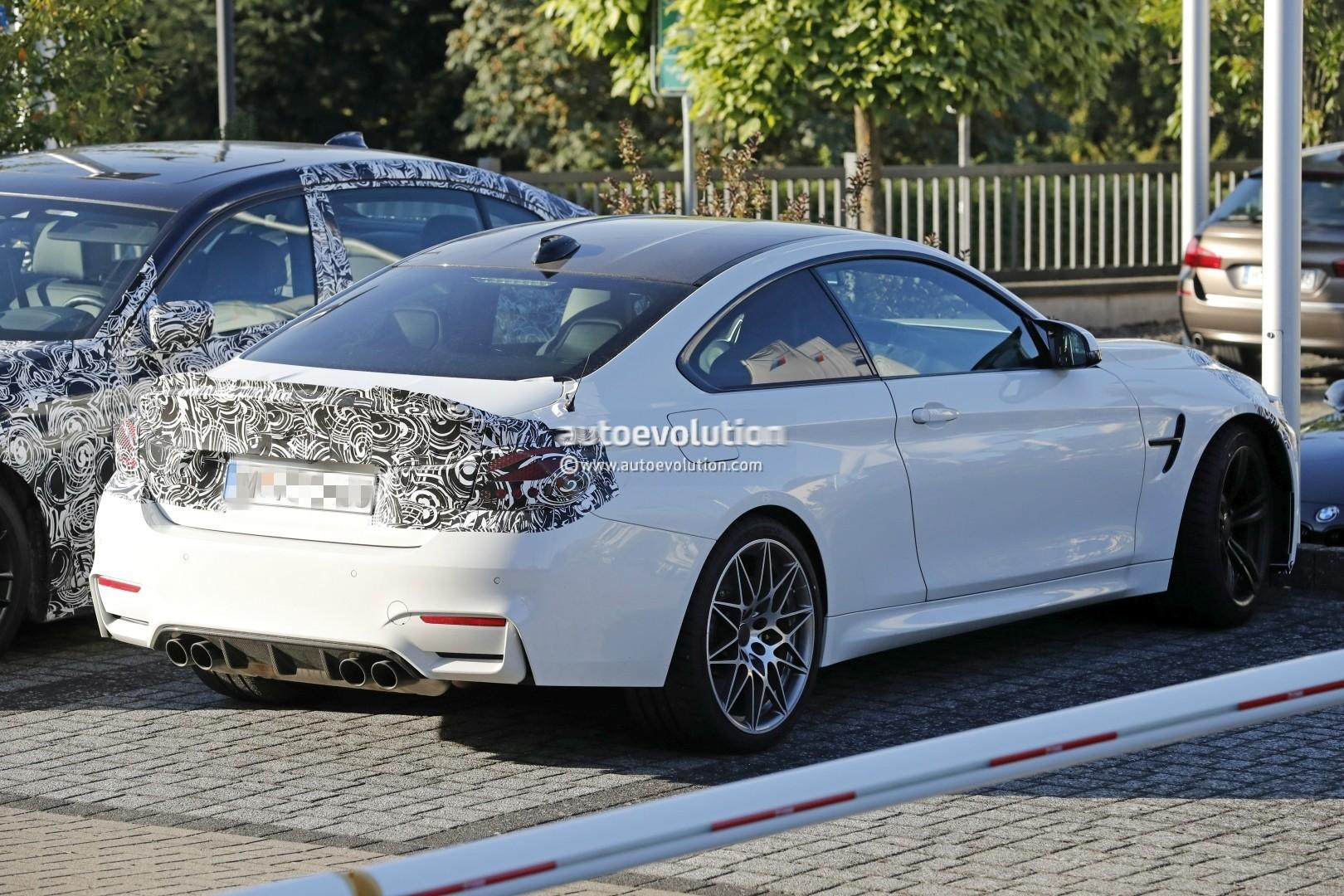 2014 - [BMW] M3 & M4 [F80/F82/F83] - Page 24 2018-bmw-m4-facelift-cs-special-edition-spied-shows-aggressive-aerodynamics_12