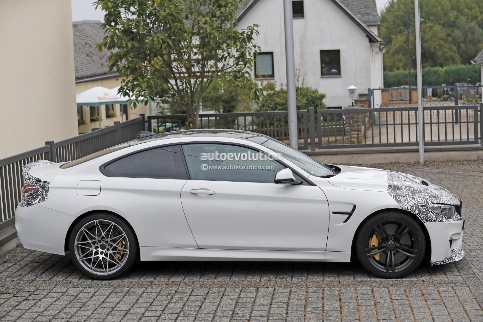 2014 - [BMW] M3 & M4 [F80/F82/F83] - Page 24 2018-bmw-m4-facelift-cs-special-edition-spied-shows-aggressive-aerodynamics_7