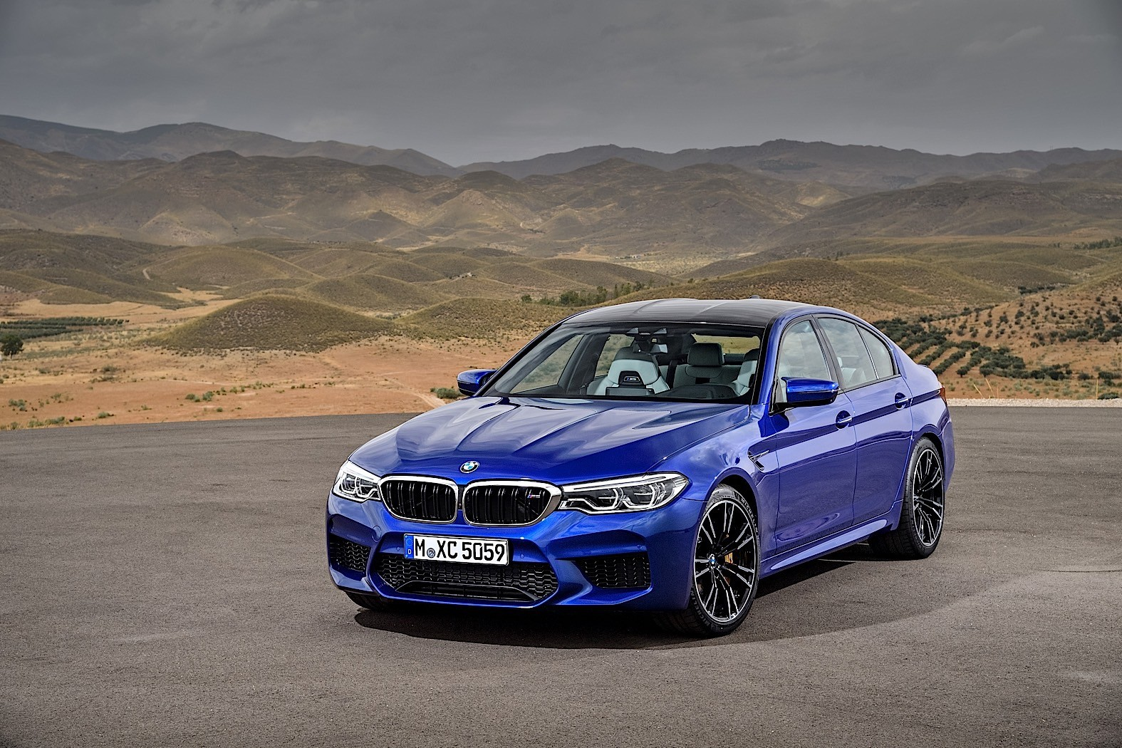 2018 BMW M5 Competition Package Expected In April With 625 ...