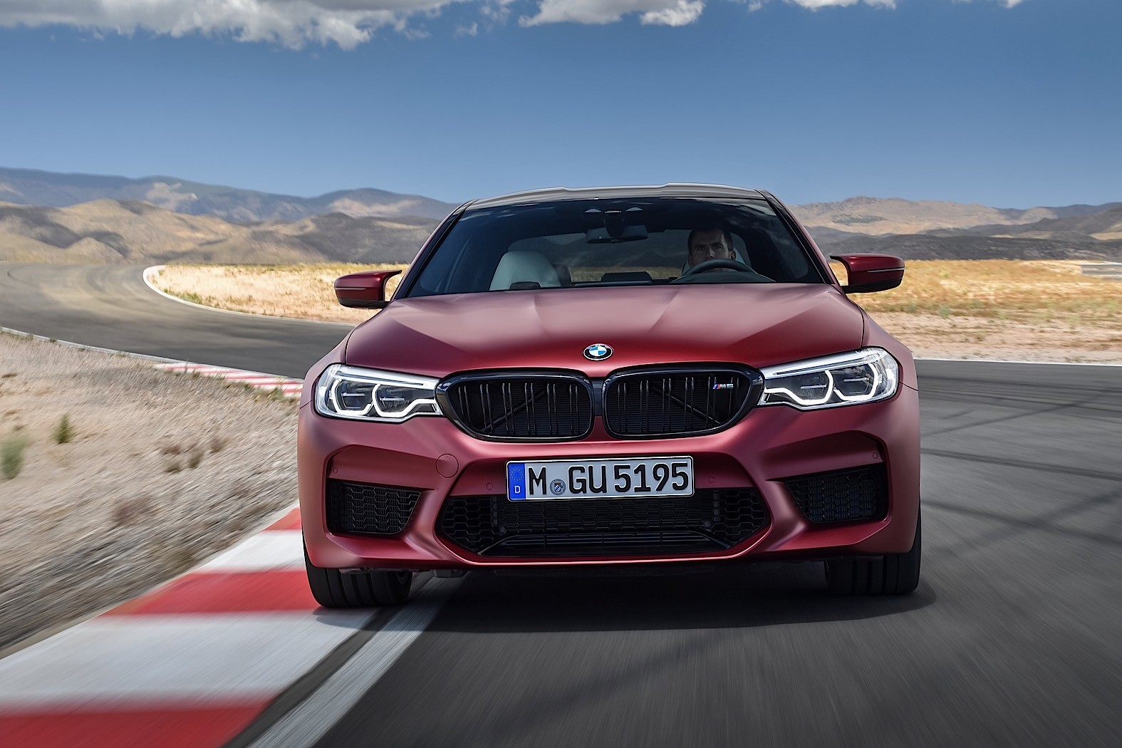 2018 Bmw M5 Competition Package Expected In April With 625