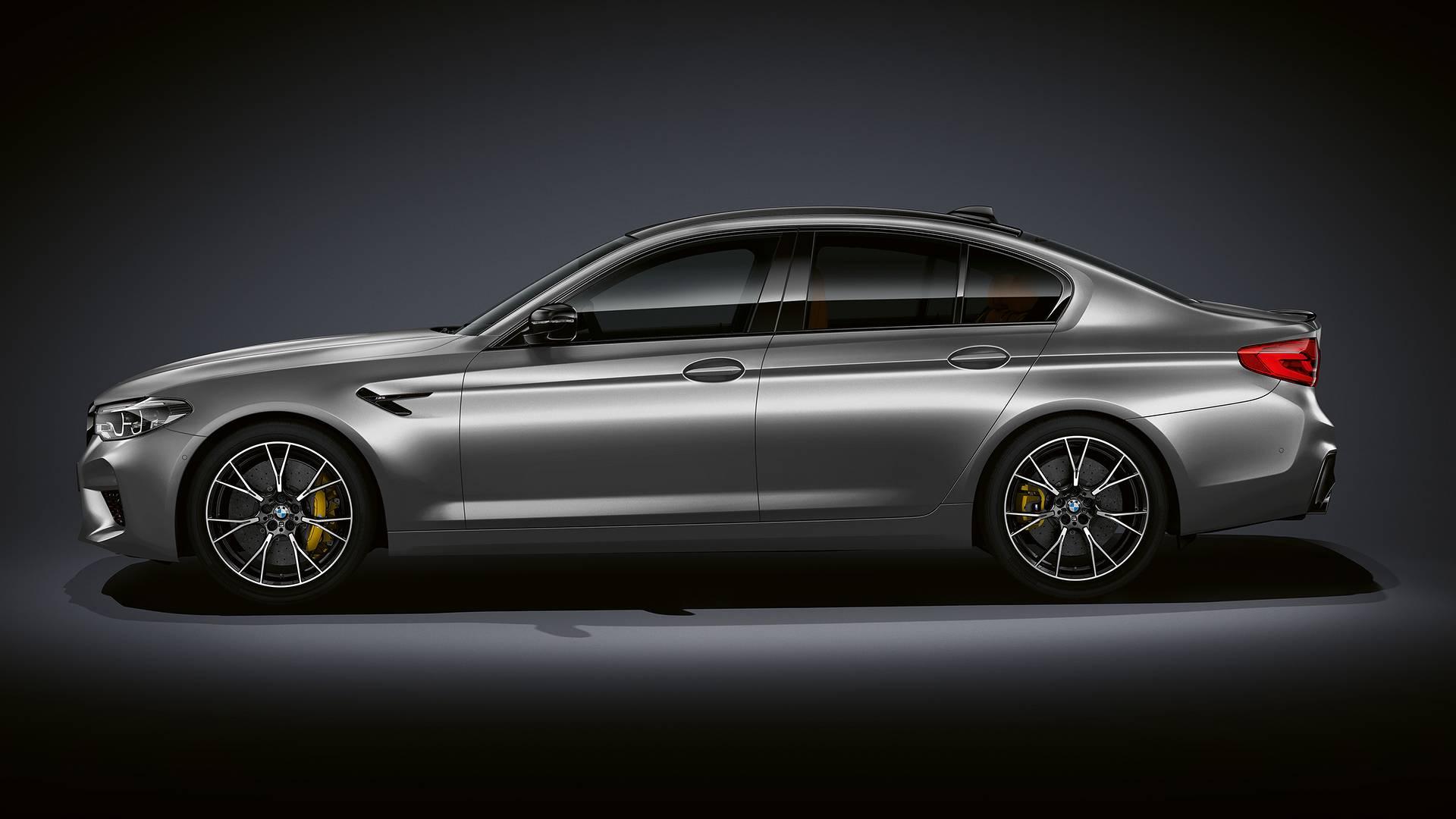 2018 Bmw M5 F90 Recalled Over Ecu Problem Autoevolution