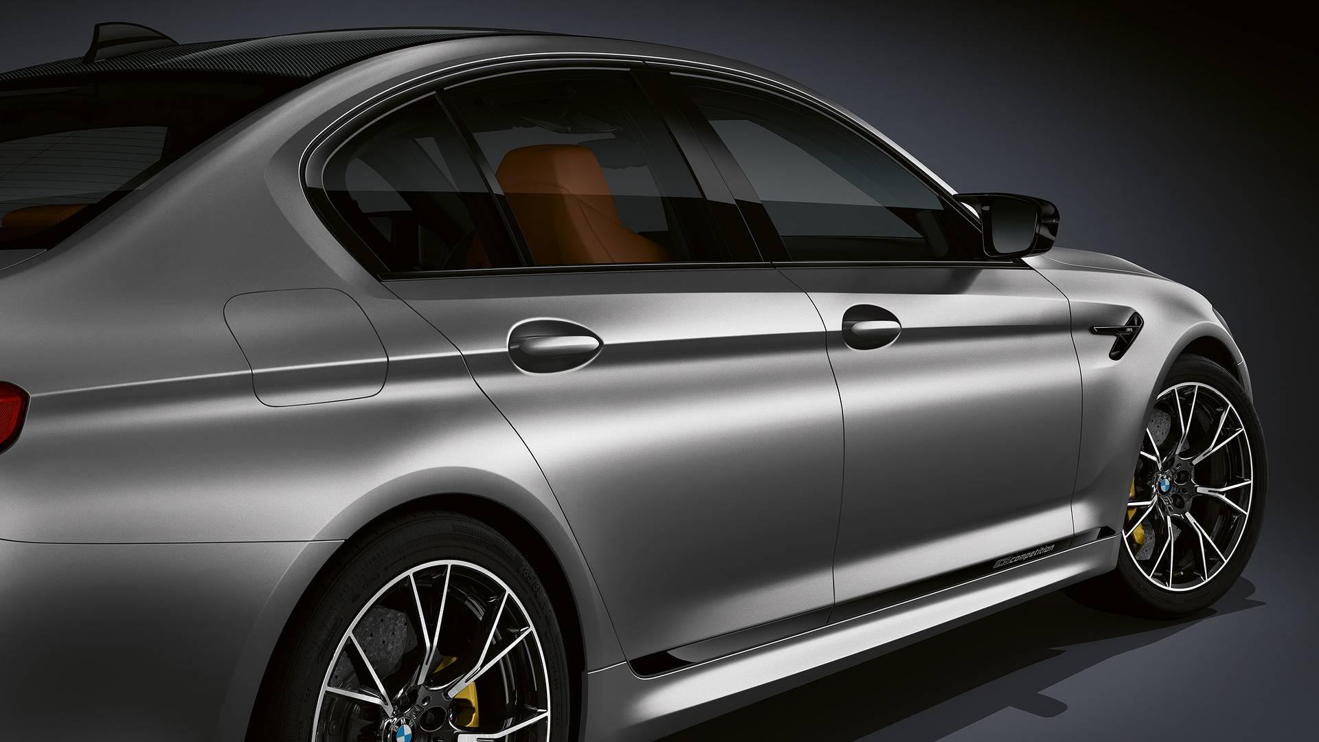 2018 BMW M5 (F90) Recalled Over ECU Problem - autoevolution