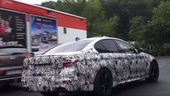 2018 bmw m5 interior. beautiful bmw 2018 bmw m5 spied and bmw m5 interior