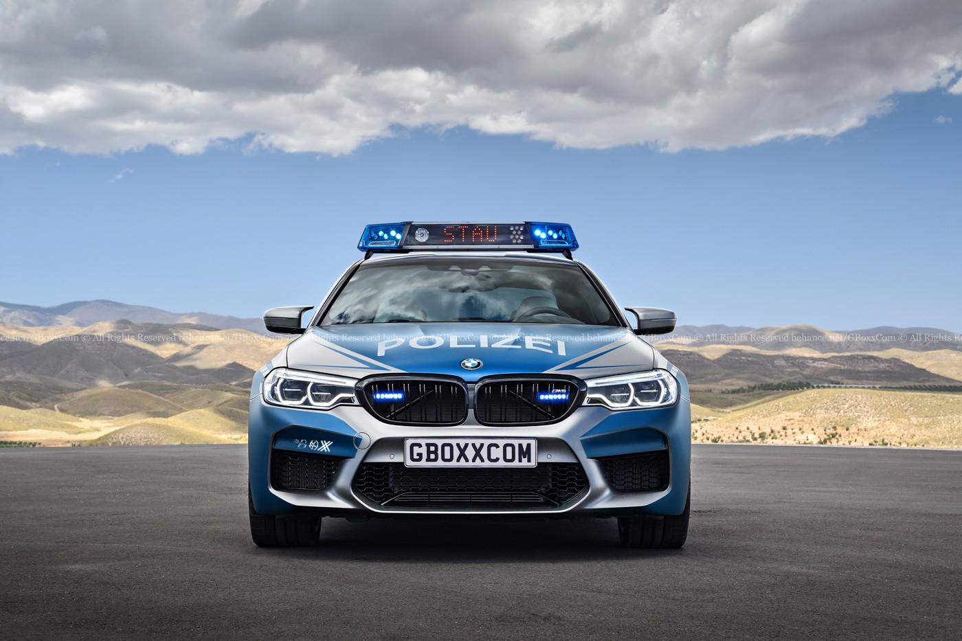 2018 bmw police motorcycle. delighful 2018 2018 bmw m5 f90 rendered as a german police car to bmw motorcycle