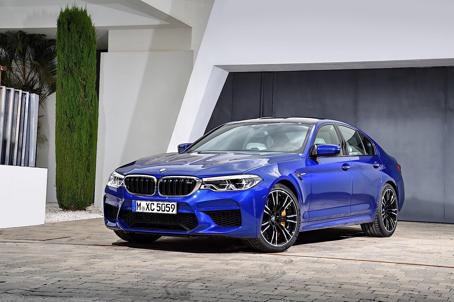 2018 BMW M5 Price Leaks For U.S. Market: $102,600 ...