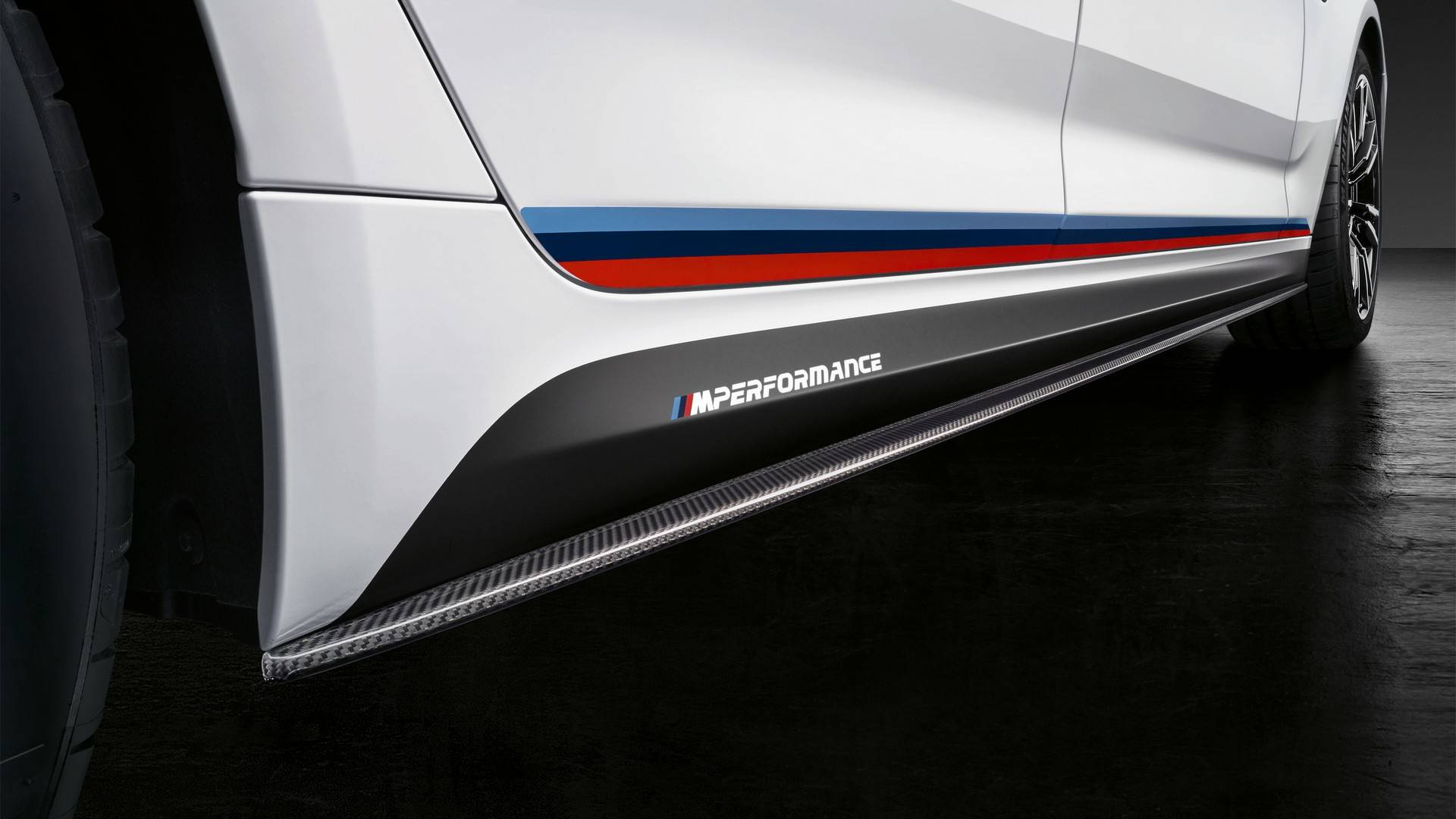 carbon fiber extravaganza 2018 bmw m5 with m performance parts at2018 bmw m5 with m performance parts