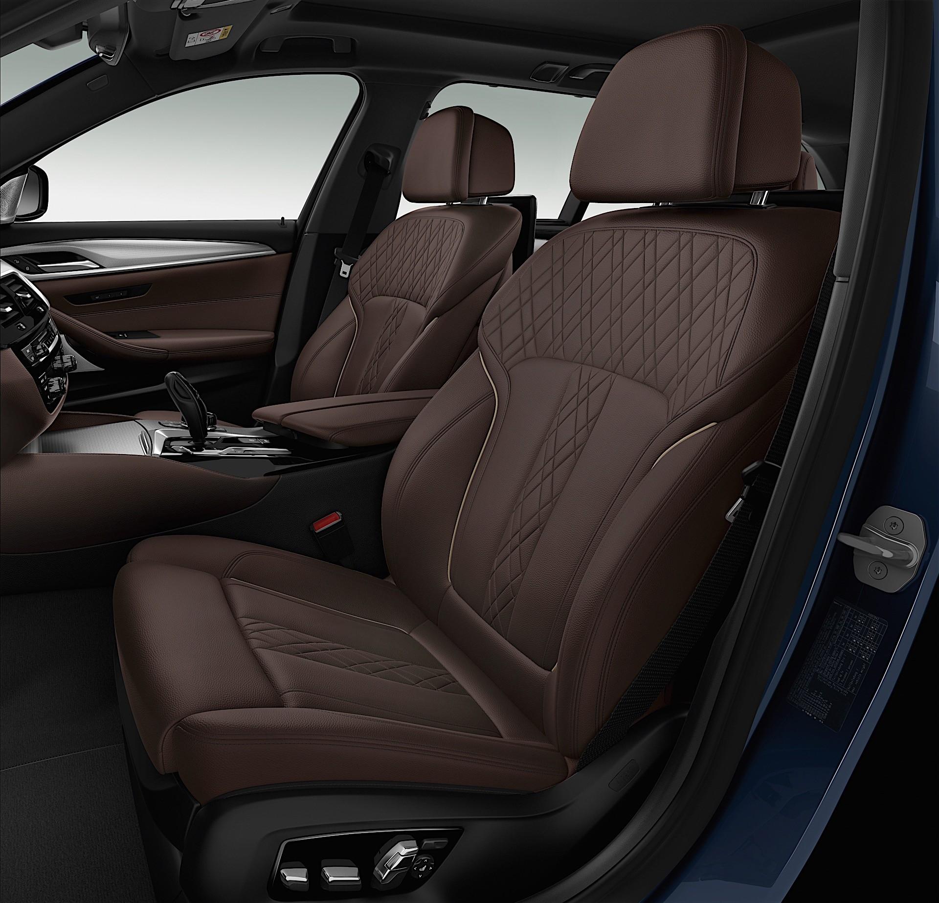 Bmw Xdrive 650i: 2018 BMW M550d XDrive (G30) Is A Fast Quad-Turbo Diesel In