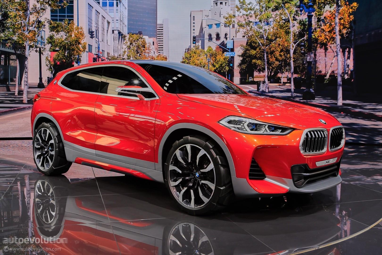 porsche suv 2018 red. BMW Concept X2 (previews 2017 F39 X2) Live At 2016 Paris Motor Show Porsche Suv 2018 Red U