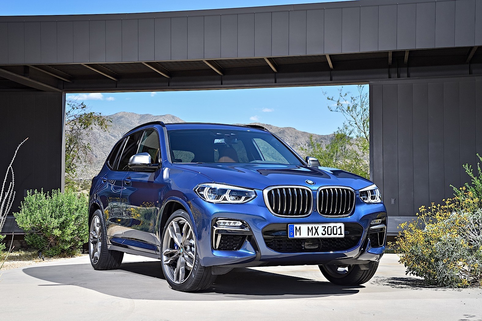 2018 BMW X3 G01 Confirmed For Production In China autoevolution