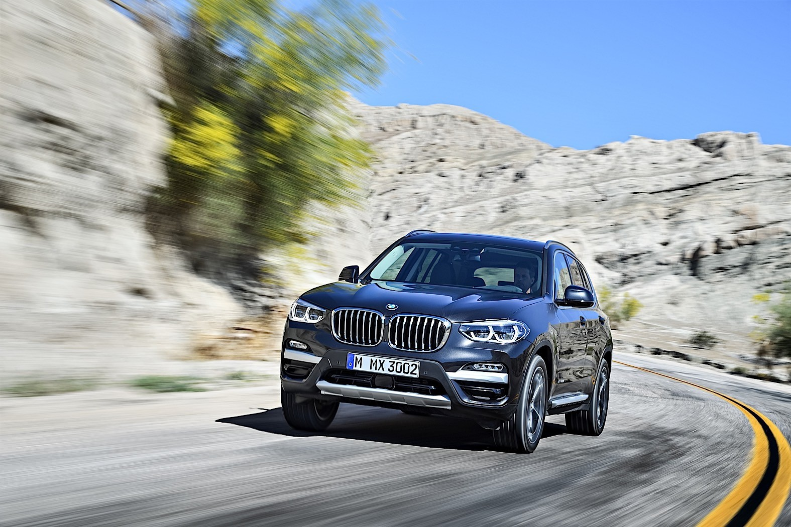 BMW Convertible bmw x3 manufacturing plant 2018 BMW X3 (G01) Confirmed For Production In China - autoevolution