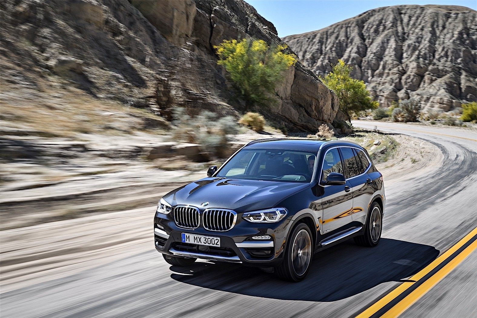 2018 bmw x3 g01 confirmed for production in china autoevolution. Black Bedroom Furniture Sets. Home Design Ideas