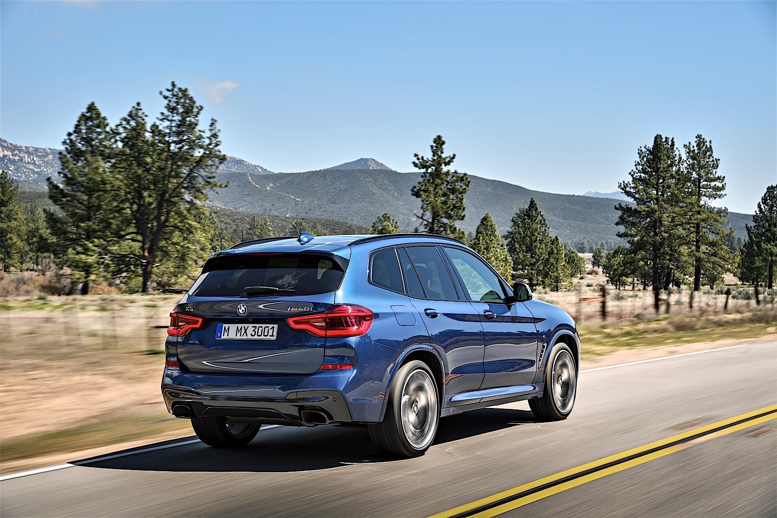 2018 BMW X3 G01 Goes Official, Transitions From SAV to SUV ...