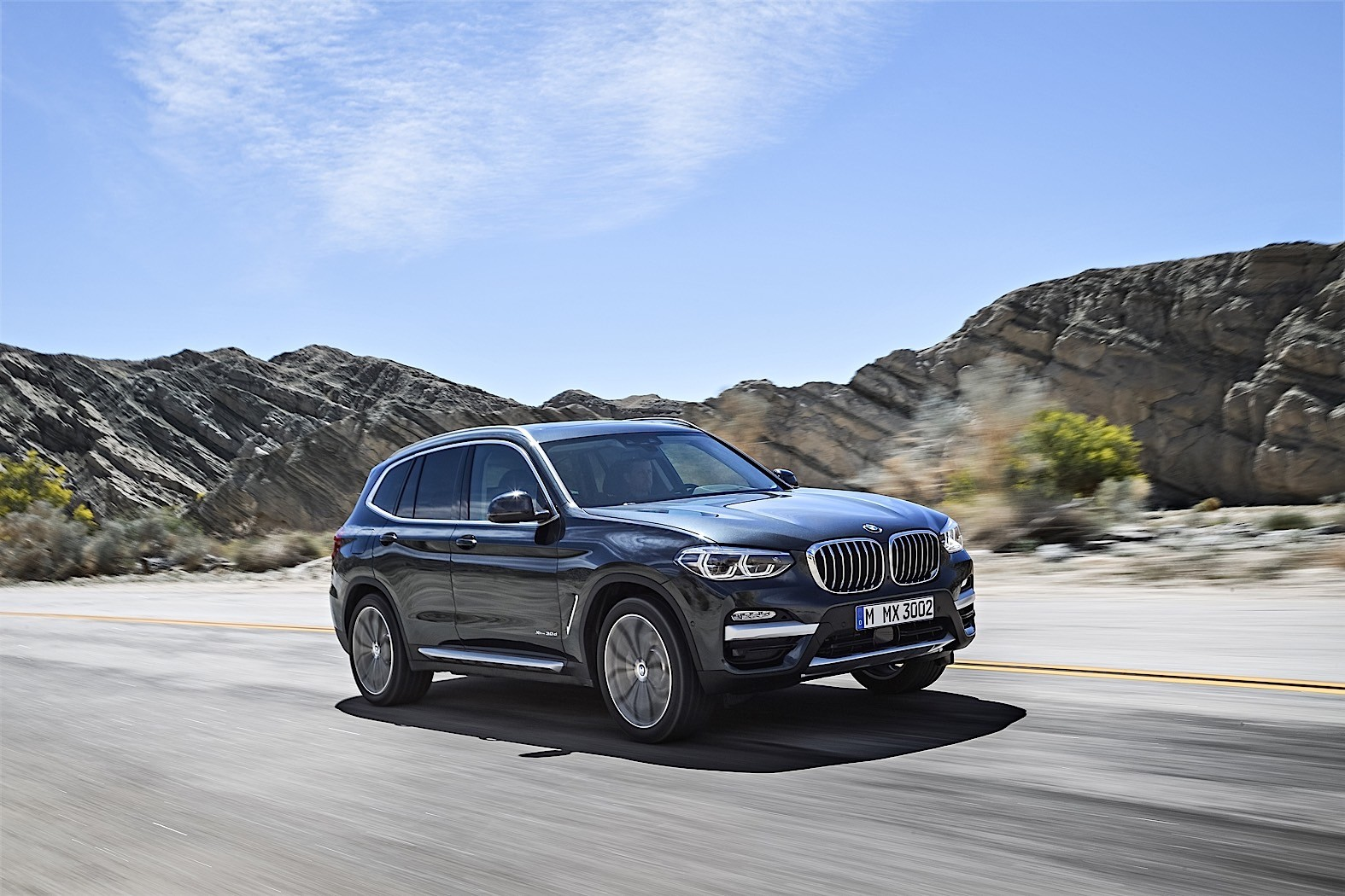2018 bmw x3 g01 goes official transitions from sav to suv. Black Bedroom Furniture Sets. Home Design Ideas