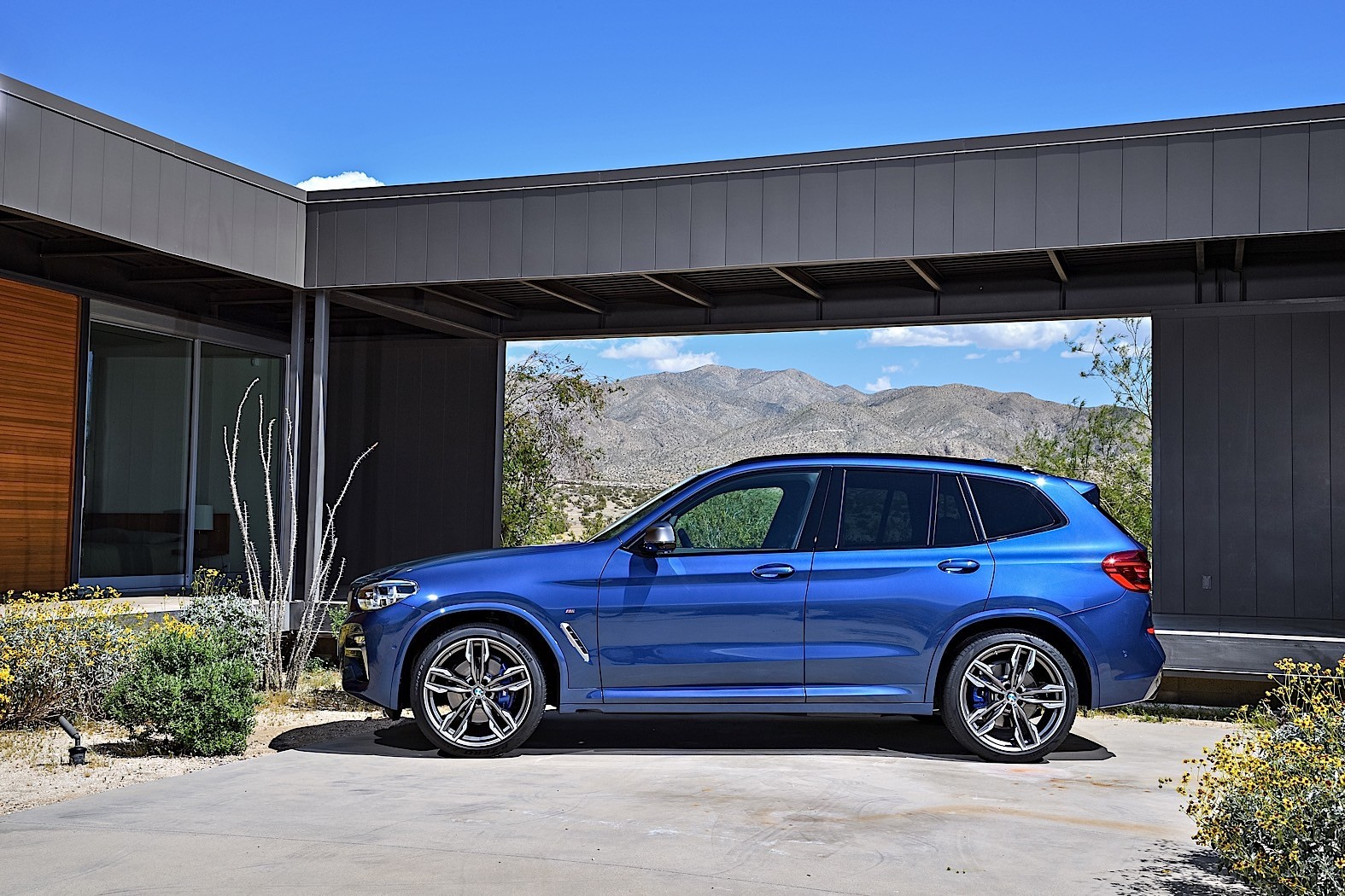 2018 Bmw X3 G01 Priced In The U S From 42 450 For The Xdrive30i